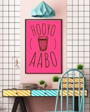 hooyo 11x17 Poster lifestyle-poster-6