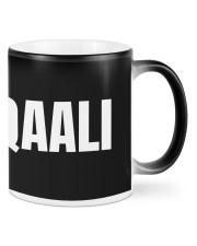 qaali Color Changing Mug front