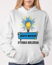 HOOYO IFTINAK NOLSHA  Hooded Sweatshirt apparel-hooded-sweatshirt-lifestyle-front-85