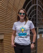 Hooyo Iftinka Nolasha Ladies T-Shirt lifestyle-women-crewneck-front-2