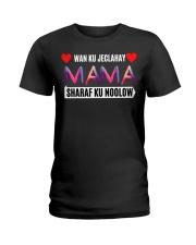 t-shirt mama sharaf Ladies T-Shirt tile