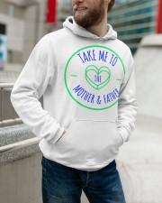take me to  mother Hooded Sweatshirt apparel-hooded-sweatshirt-lifestyle-front-109