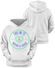 take me to  mother Hooded Sweatshirt apparel-hooded-sweatshirt-lifestyle-front-37