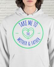 take me to  mother Hooded Sweatshirt apparel-hooded-sweatshirt-lifestyle-front-57