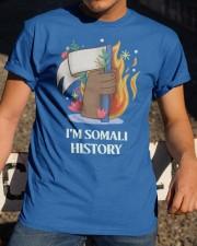 Somali hsitory Classic T-Shirt apparel-classic-tshirt-lifestyle-28