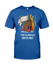 Somali hsitory Classic T-Shirt front