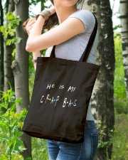 Crap Bag For You Tote Bag lifestyle-totebag-front-4
