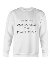 BEST MONICA-RACHEL TEE - LIMITED STOCK Crewneck Sweatshirt thumbnail