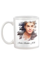 Justin beiber new Mug back