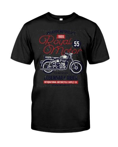 Royal Motor - Legendery Riders' Tshirt