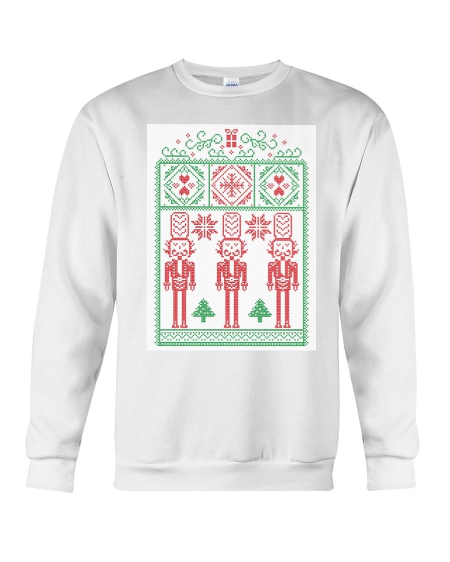 UGLY SWEATER CHRISTMAS PARTY - XMAS Ugly Sweater Crewneck Sweatshirt