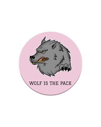 wolf is the pack