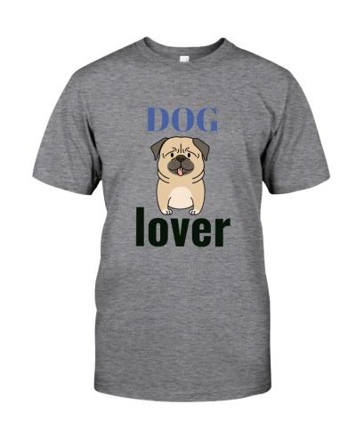 Dog lover running shirt