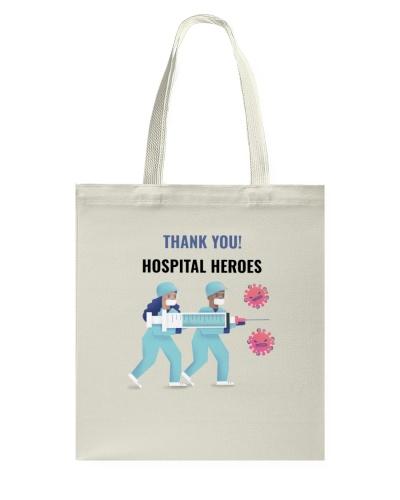 Hospital heroes - Thank you