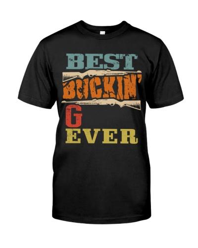 Best Buckin' G Ever