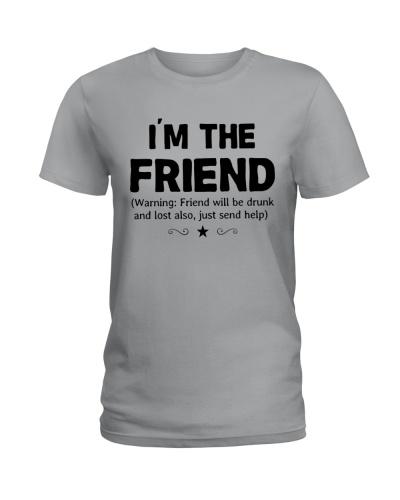 I'm the Friend
