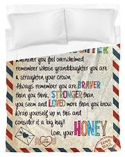 Love Honey - GD v2BL Duvet Cover tile