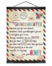 Love Honey - GD v2BL Hanging Canvas tile