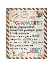 Love Honey - GD v2BL Quilt tile