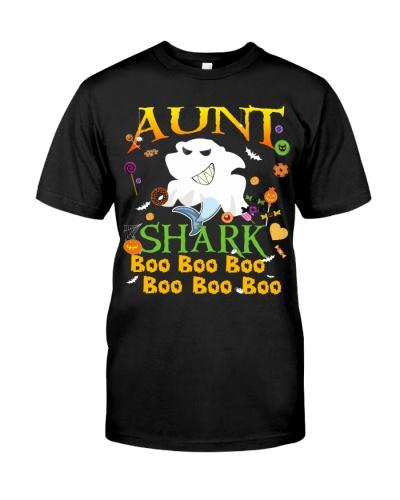 AUNT Shark - Boo Boo Boo