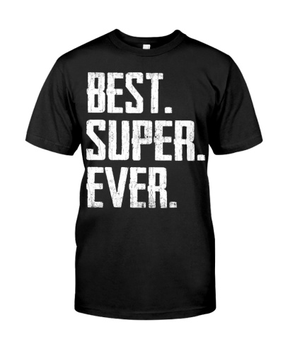 New - Best Super Ever