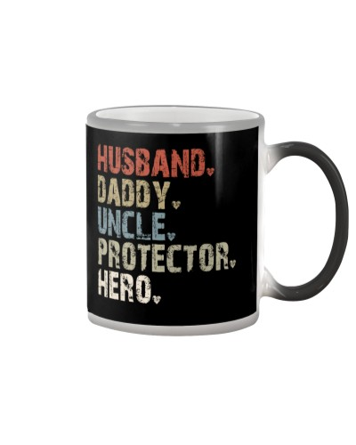 Husband Daddy Uncle Protector Hero - V2