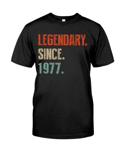 Legendary since 1977