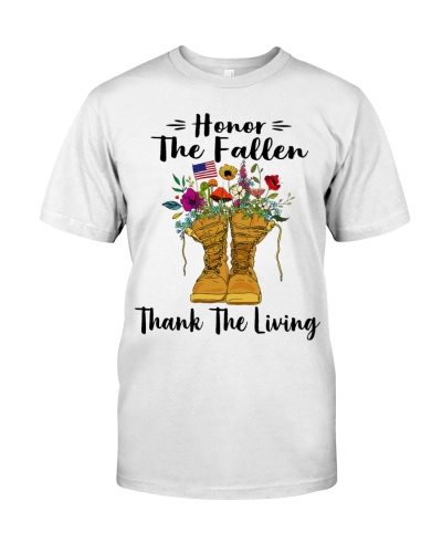 Honor the Fallen - Thank the Living - F