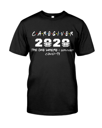 Caregiver - The one where I survived Covid - 19