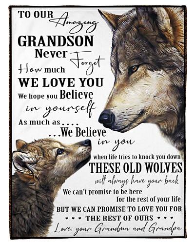 Our Grandson - Grandma and Grandpa
