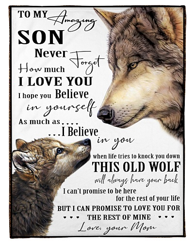 Son - Mom - Wolf Edition