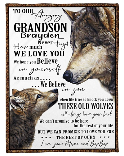 Our Grandson Brayden - Meme and Bopbop