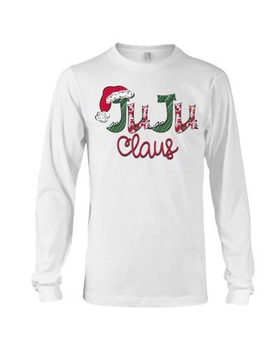 Juju Claus Christmas Art