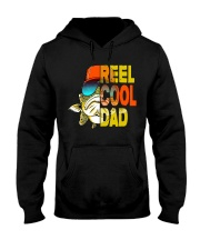Reel Cool Dad V1 Hooded Sweatshirt thumbnail