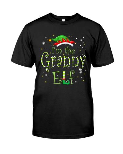 I Am The Granny Elf - New