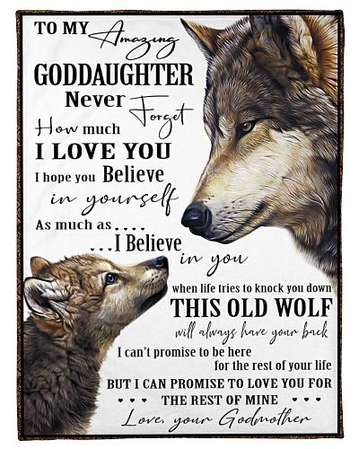 Goddaughter - Godmother