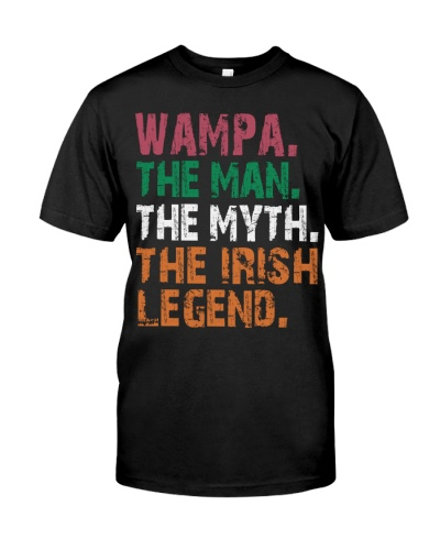 Wampa - The Man The Myth The Irish Legend
