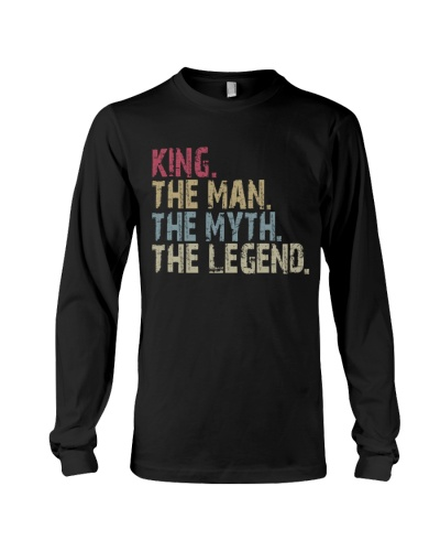 King - The Man The Myth The Legend