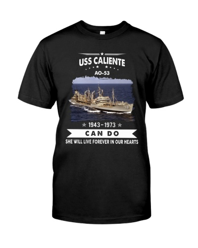 USS Caliente AO 53