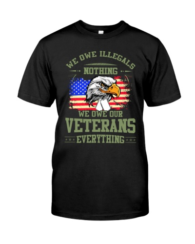 We owe our Veterans Everythings