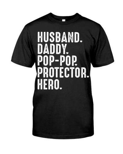 Pop-Pop - Protector - Hero