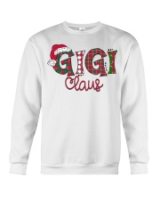 Gigi Claus Christmas Art Crewneck Sweatshirt thumbnail