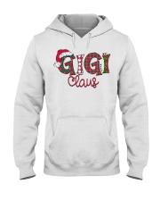 Gigi Claus Christmas Art Hooded Sweatshirt thumbnail