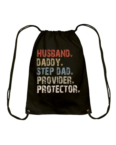 Husband-Daddy-Step Dad-Provider-Protector