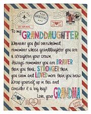 Love Grandma - GD v2BL Comforter - Twin thumbnail