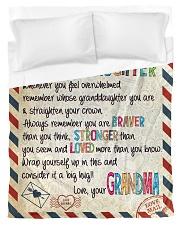 Love Grandma - GD v2BL Duvet Cover - Twin thumbnail