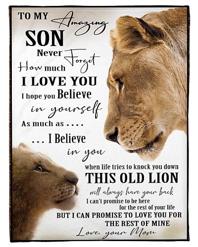 Son -  Mom