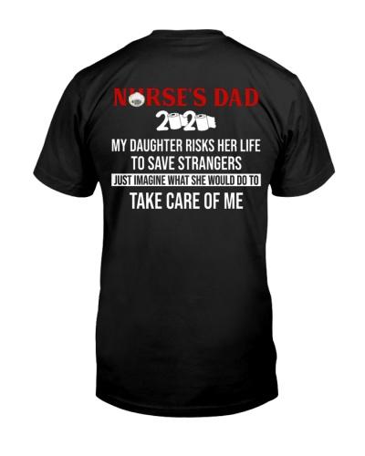 Nurse's Dad - Daughter - Backside