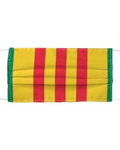 Vietnam Veteran Military Flags - New FM