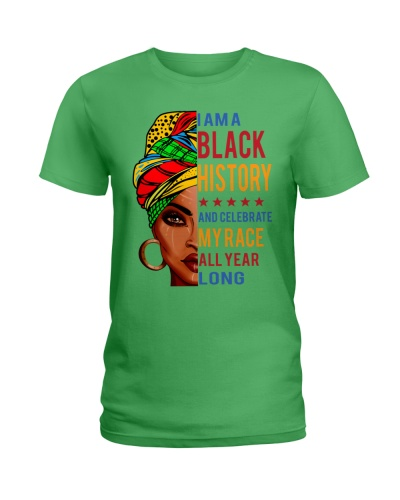 I am a Black History